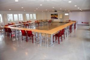 Salle de réunion de 200m2 près de Bourgoin-Jallieu, Lyon
